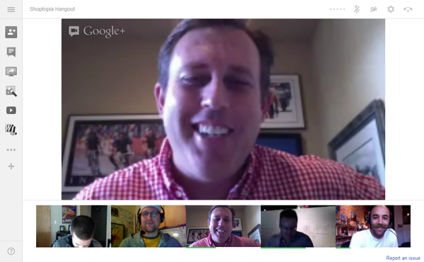 Lots and Lots of Google Hangouts