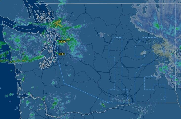 Boeing 12th Man Flight Plan
