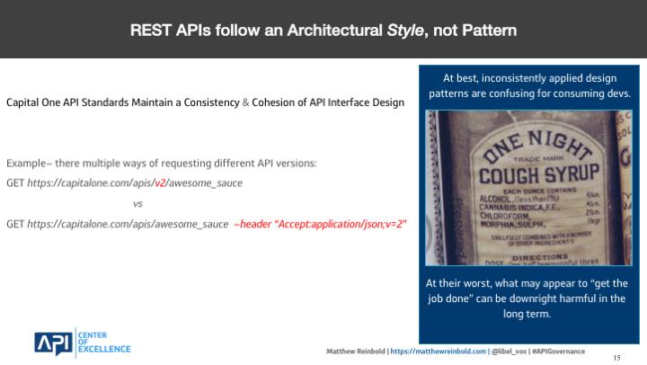 API Governance for IT Culture Change